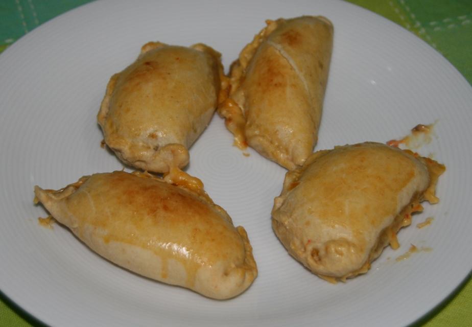 Empanadas de humita