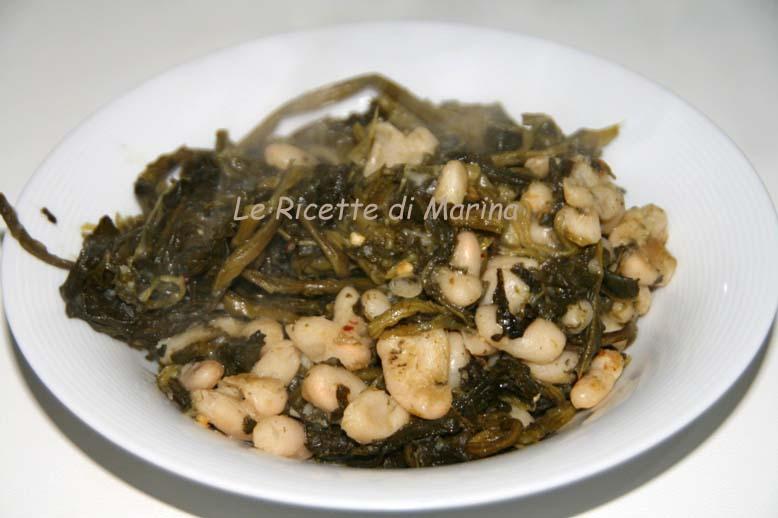 Fagioli e broccoli, ricetta invernale