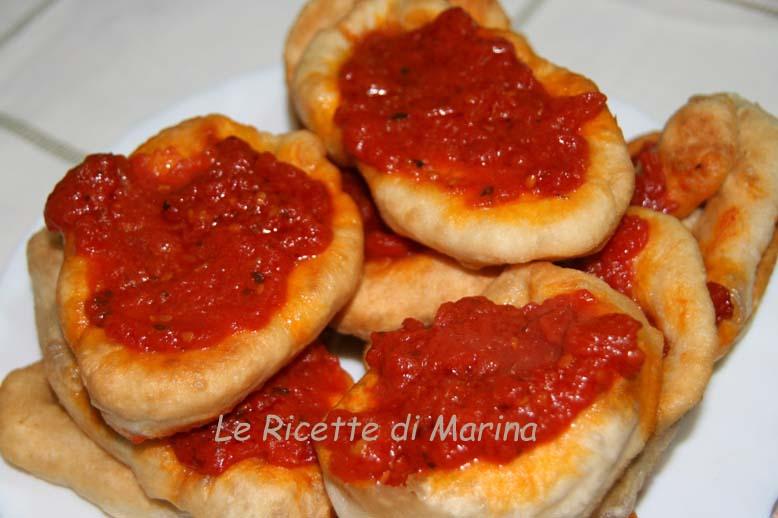 Ricetta base della pasta per pizze fritte e… montanarine