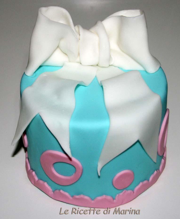 La mia prima torta in pdz