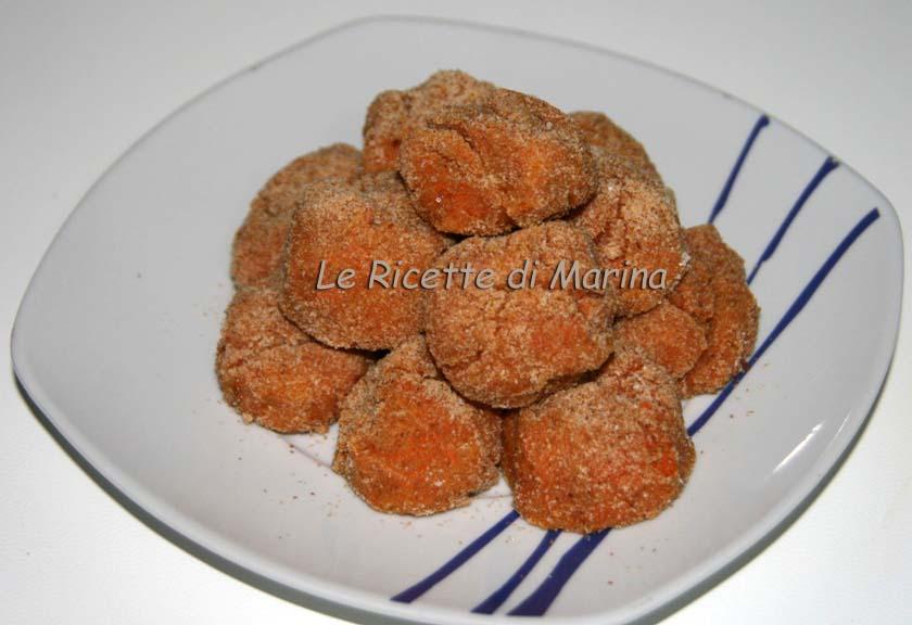 Crocchette di zucca e patate, ricetta al forno