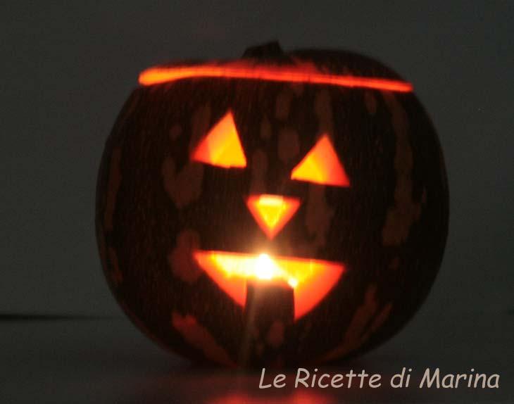 Jack o'Lantern – la zucca, ricetta di Halloween