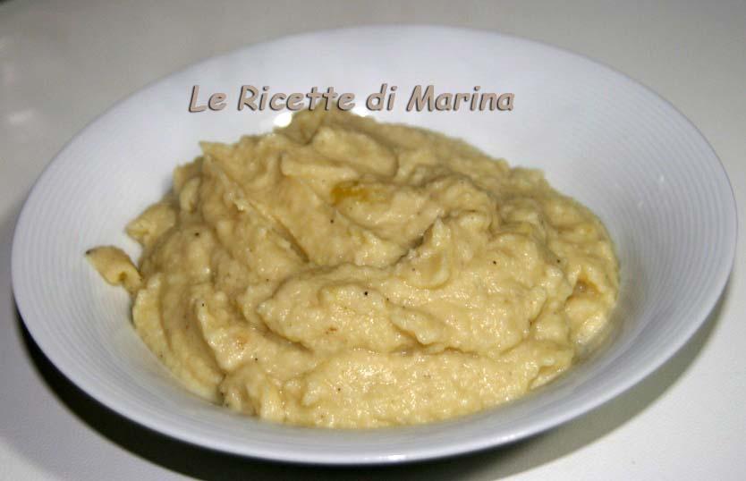 Crema di cavolo al parmigiano