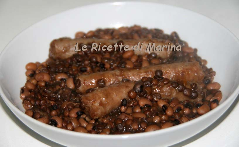 Zuppa di fagioli e lenticchie, ricetta invernale