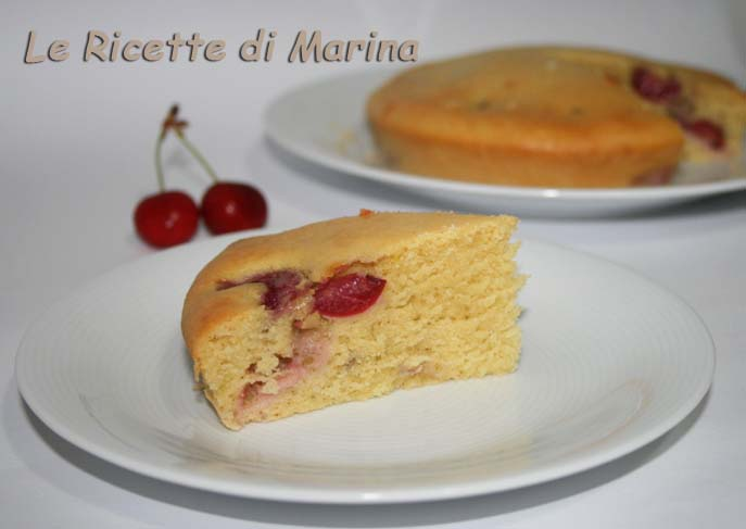 torta alle ciliege