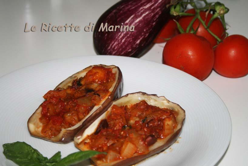 Populaire Melanzane striate al forno - Le Ricette di Marina BG17