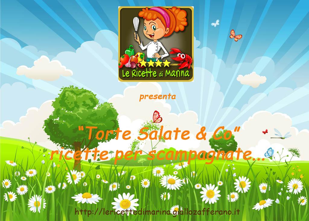 Torte Salate & Co, pdf gratuito da scaricare