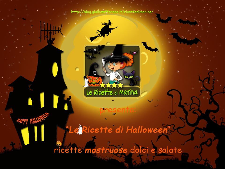 Le ricette di Halloween, pdf gratuito