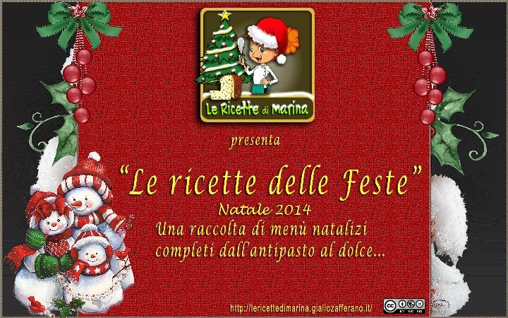 Le Ricette di Natale 2014, pdf gratuito da scaricare