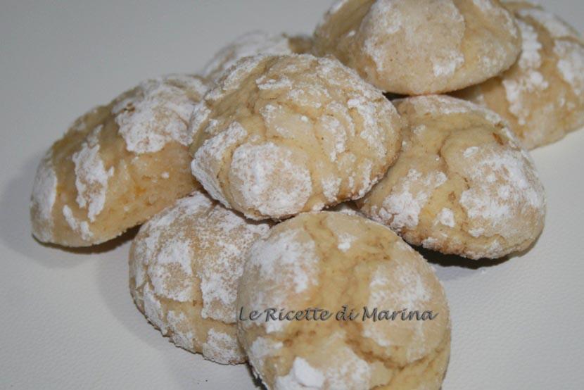 biscotti a limone