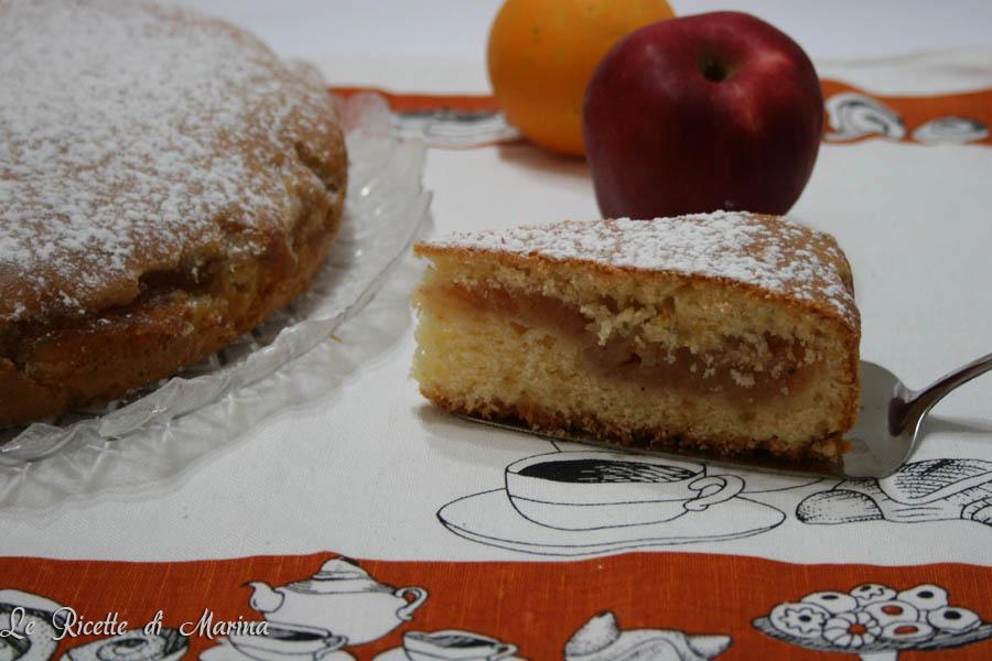 Torta di mele di Barzetti alla prova del cuoco