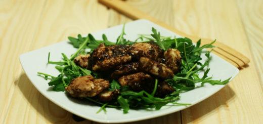 bocconcini di pollo al balsamico