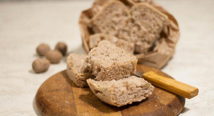 Fare il pane in casa – la macchina del pane