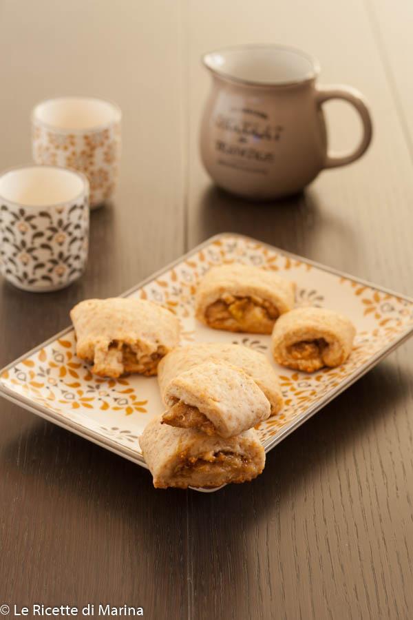 Biscotti con i fichi