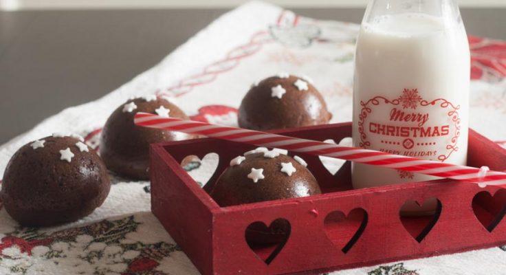 Moon cake – tortine al cioccolato