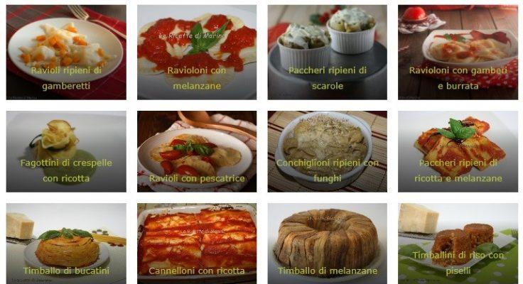20 Primi piatti per il pranzo di Natale