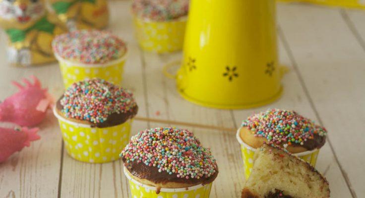 Muffin con gli ovetti